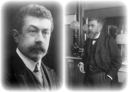 Paul Painlevé & Henri Poincaré